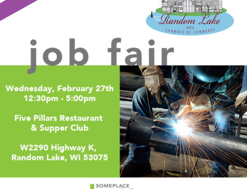 Random Lake Area Job Fair