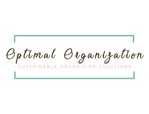 LOCAL FEATURE: 5 Steps to Organizing from Optimal Organization